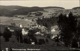 Cp Świętoszów Neuhammer Queis Schlesien, Blick Aus Der Vogelschau Auf Den Ort - Schlesien