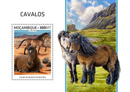 Mozambique  2018   Horses Fauna     S201812 - Mozambique