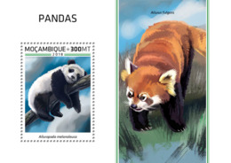 Mozambique  2018   Pandas   Fauna     S201812 - Mozambique