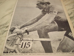 ANCIENNE PHOTO COPPI TOUR DE FRANCE 1955 - Sports
