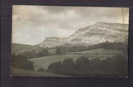 CPA PHOTO - PAYS DE GALLES - WALES - DENBIGHSHIRE - EGLWYSEG MOUNTAIN - Très Jolie Vue Nature - Denbighshire