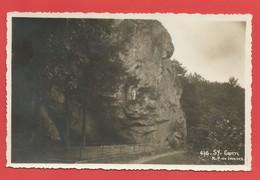 """C.P.S.M.:Format C.P.A. ( Belgique )  """" SY-sur-Ourthe."""" Grotte N.D.de Lourdes (Très Ancienne Et Rare ) X 2 Phot. - Altri"""