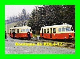 AL 466 - Autorails Billard En Gare - LACAUNE LES BAINS - Tarn 81 - CFDT - Andere Gemeenten