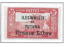 WALLIS ET FUTUNA  N°114 - NEUF * - Unused Stamps