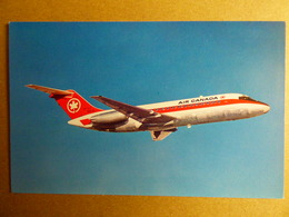 AIRLINE ISSUE / CARTE COMPAGNIE         AIR CANADA  DC 9 - 1946-....: Moderne