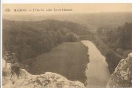 CPA - Belgique - Liège - Hamoir - L''Ourthe Entre Sy Et Hamoir - Hamoir