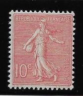 France N°129 - Neuf ** Sans Charnière - TB - France