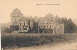 CPA - Belgique - Liège - Hamoir - Château De Hamoir-Lassus - Hamoir