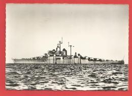 """C.P.S.M. """" Marine Nationale """" Le Croiseur De Grasse   -Voir 2 Photos - Guerre"""