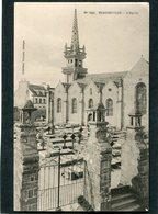 CPA - Karten Bost - PLOUZEVEDE - L'Eglise  (dos Non Divisé) - Autres Communes