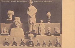 Siracusa (Italie) - Museo Archeologico - Statuette E Terrecotte - Siracusa