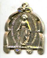 MED  197 - MEDAGLIA - MARIA CONCEPTA SINE PECCATO - DOMENSIONI Mm. 26x20 - Religion & Esotericism