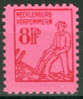SBZ 11y ** Postfrisch - Zona Sovietica