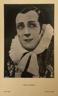 Hans Albers (Pierrot) 19?? Ross Verlag Fold Top Card - Acteurs