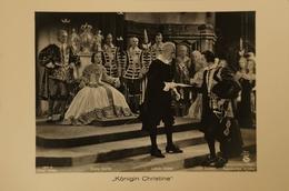 Greta Garbo (Moviestill) Queen Christina?) 19?? Ross Verlag - Acteurs
