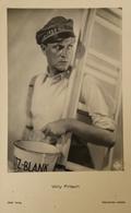 Willy Fritsch (Blitz - Blank) 1934 In NL Ross Verlag - Acteurs
