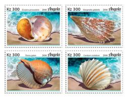 Angola 2018  Marine Molluscs Of Angola ,shells - Angola