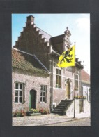 WICHELEN - OUD GEMEENTEHUIS 1682    (11.201) - Wichelen
