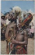 CPSM - AFRIQUE En Couleurs - PETITES DANSEUSES - Photo Hoa-Qui (format 9x14) - Cartes Postales