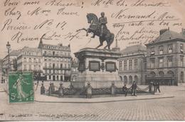 ROUEN STATUE DE NAPOLEON Ier - Rouen