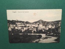 Cartolina Pergola - Panorama Dai Zoccolanti - 1939 - Pesaro