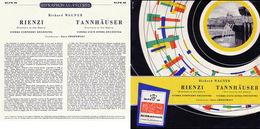 Superlimited Edition CD Hans Swarowsky. Silvio Varviso. WAGNER. OPERNVORSPIELE. - Oper & Operette