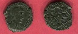 CONSTANCE GALLE ROME   ( C11 RIC 268) TB 32 - 8. El Bajo Imperio Romano (363 / 476)