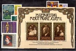 Año De Liechenstein 1981 ** Valor Catálogo 28.75€ - Neufs