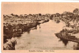 SOMALIA ITALIANA - ALTO GIUBA - Somalia