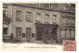 LE CATEAU (59) - La Banque De France - BANQUE - Le Cateau