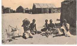 SOMALIA ITALIANA - TESSITORI - Somalia