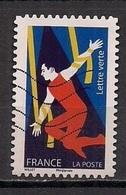 Cirque (Acrobate Aux Rubans) - France - 2017 - Oblitérés