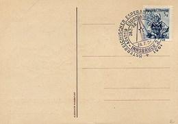 AUSTRIA - INNSBRUCK 1951 - OSTERREICHISCHER  ESPERANTO  KONGRESS  1951 - Esperanto