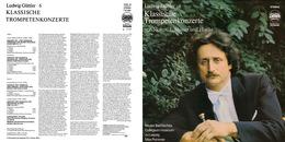 Superlimited Edition CD Ludwig Güttler. KLASSISCHE TROMPETENKONZERTE 1. - Instrumental