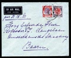 A5823) UK Malaya Brief Singapore 1937 - Straits Settlements