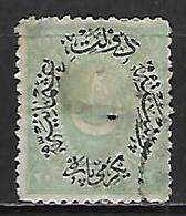 TURQUIE    -  1876.  Y&T N° 35 Oblitéré - Used Stamps