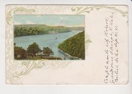 26760 CORNWALL - FALMOUTH - KING HARRY PASSAGE Falmouth -ed Panm? 1901 - Falmouth