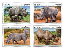Angola 2018  Fauna  Rhinos S201812 - Angola