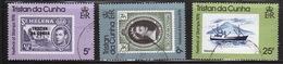 Tristan Da Cunha 1976 Complete Set Of Stamps Commemorating Festival Of Stamps. - Tristan Da Cunha
