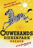 @@@ MAGNET - Ouwehands Dierenpark Rhenen - Publicitaires