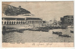 Steamer Point, Aden - 1904 - Yémen