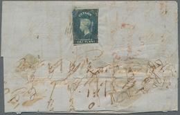 "Ceylon / Sri Lanka: 1860 MADUKELE: Part Circled ""MADULKELLE POST"" H/s In Black (Proud D1) With ""sign - Sri Lanka (Ceylon) (1948-...)"