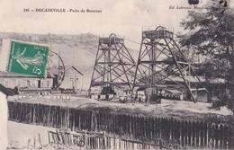 - 12 - DECAZEVILLE : Puits De Bourran - Decazeville