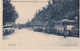 Kénitra Boulevard Capitaine Petitjean La Gare - Autres
