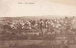 FLEY - SAÔNE & LOIRE - (71) -  CPA 1933. . - France