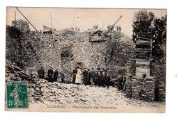 CPA 19 - Allassac - Eboulement Des Carrières - Autres Communes