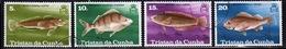 Tristan Da Cunha 1978 Complete Set Of Stamps Commemorating Fish. - Tristan Da Cunha