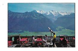 HOTEL-RESTAURANT HARDER-KULM Bei INTERLAKEN - Österreich