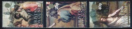Tristan Da Cunha 1983 Complete Set Of Stamps Commemorating 500th Birth Of Raphael. - Tristan Da Cunha