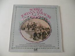 Johann Strauss - (Titres Sur Photos) - Vinyle 33 T LP - Klassik